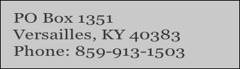 PO Box 1351